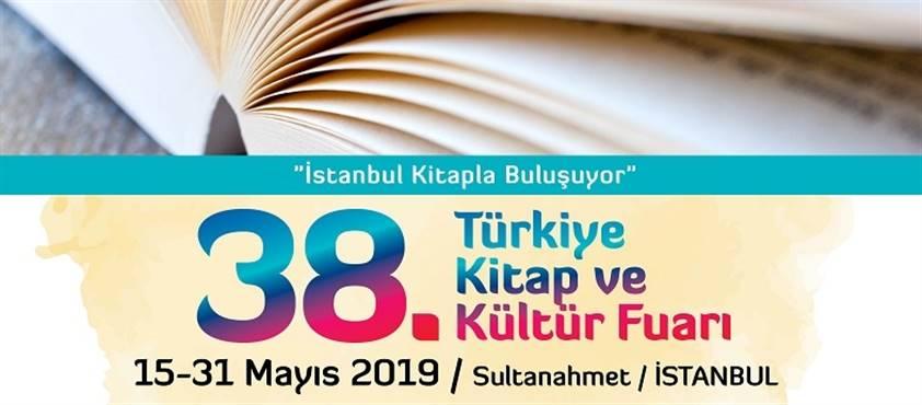 38.Kitap ve Kültür Fuarı