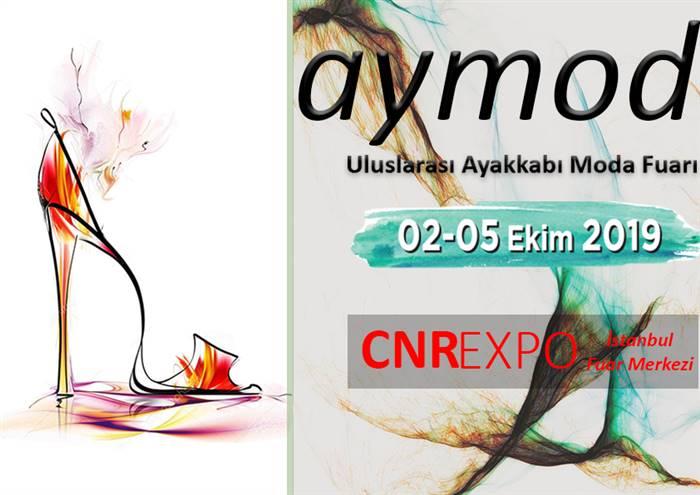 Aymod 23. Uluslararası Ayakkabı Moda Fuarı