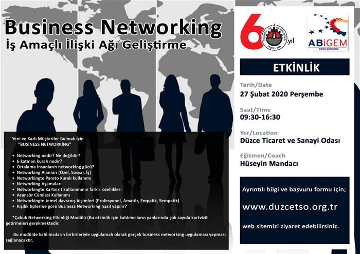 Business Networking Eğitimi