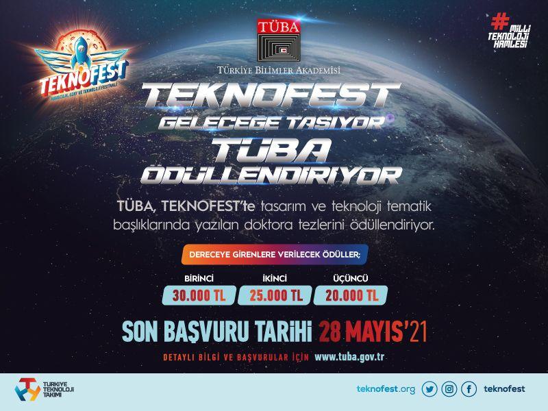 TEKNOFEST 2021 Teknoloji Yarışmaları Başvuruları Başladı!