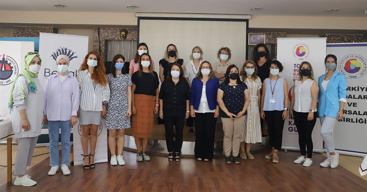 Kadın İstihdamı ve Sanayi Kültürü Düzce İli Projesi Lansmanı Gerçekleştirildi