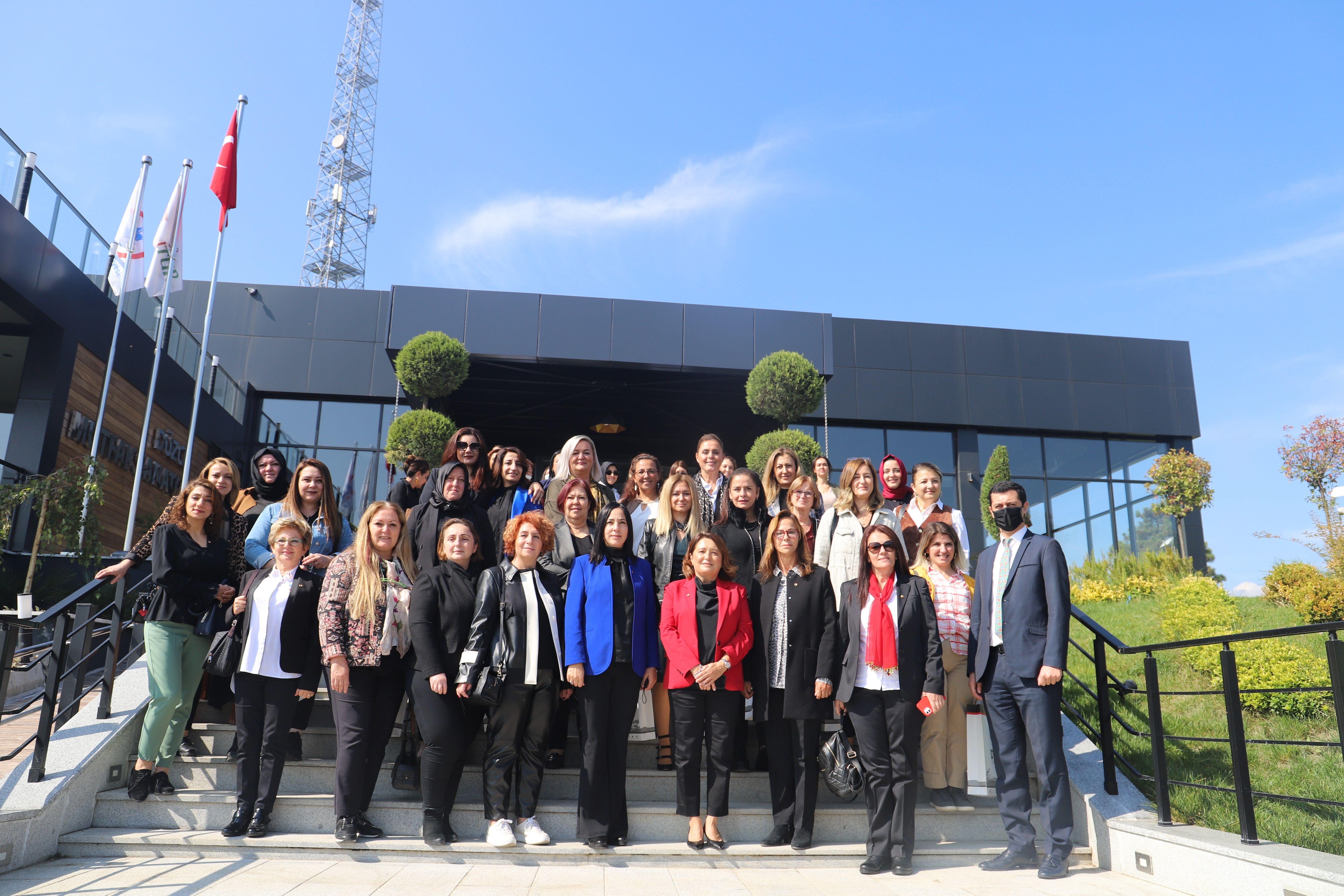 TOBB KGK Doğu Marmara Bölge Toplantısı Gerçekleştirdi
